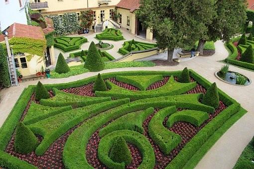 Gardens Prague